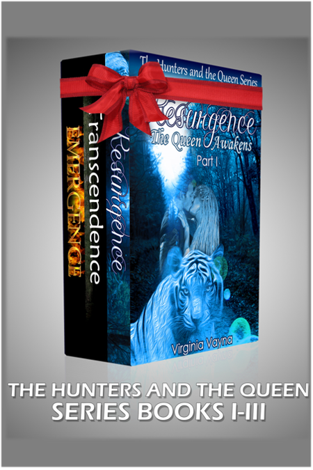 The Hunters and the Queen Box Set