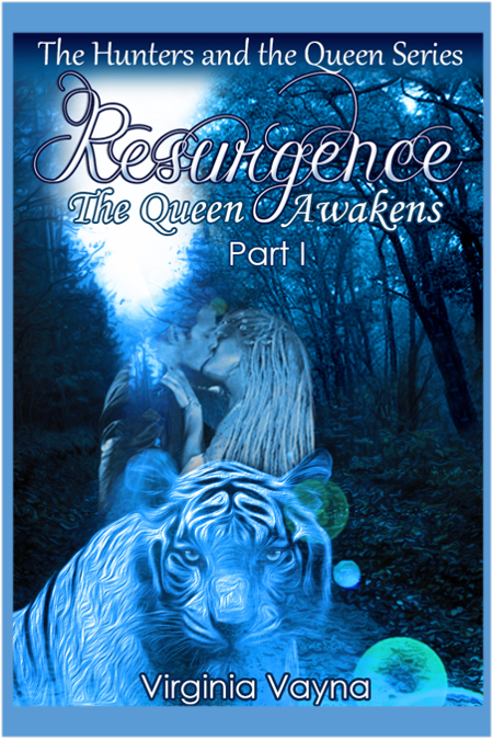 The Hunters and the Queen Resurgence Book Cover